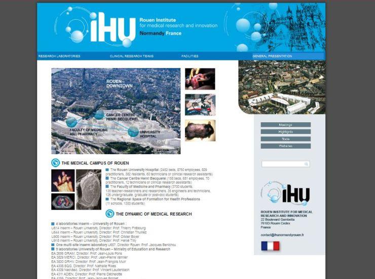 Institut  Hospitalier Universitaire