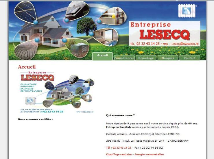 Entreprise Le Secq